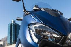 Yamaha TMAX 2017 Connect vodafone 077