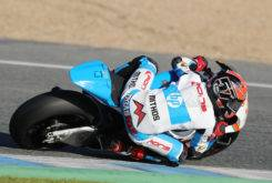 Jerez Test 8, 9 y 10 de marzo de 2017. Circuito de Jerez.