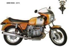 BMW R90S 025