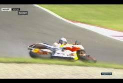 Caida Marc Marquez FP1 MotoGP Argentina 2017 01