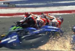 Caida Maverick Vinales MotoGP America 2017 (02)