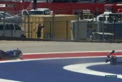 Caida Maverick Vinales MotoGP America 2017 (2)