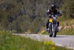 Honda CB1100EX 2017 prueba MBK 08