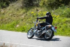 Honda CB1100EX 2017 prueba MBK 13