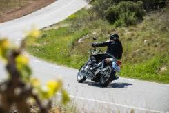 Honda CB1100EX 2017 prueba MBK 15