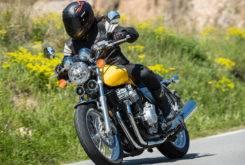 Honda CB1100EX 2017 prueba MBK 27