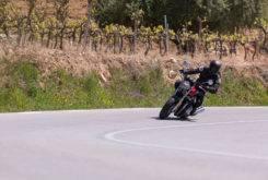 Honda CB1100RS 2017 prueba MBK 09