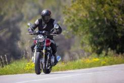 Honda CB1100RS 2017 prueba MBK 13