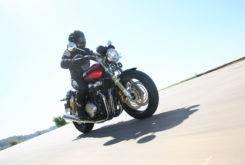 Honda CB1100RS 2017 prueba MBK 23