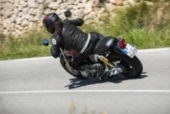 Honda CB1100RS 2017 prueba MBK 40