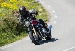 Honda CB1100RS 2017 prueba MBK 43