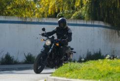 Honda Rebel 2017 prueba MBK 13