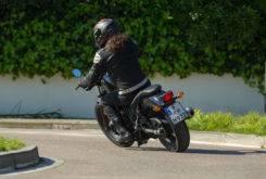 Honda Rebel 2017 prueba MBK 18
