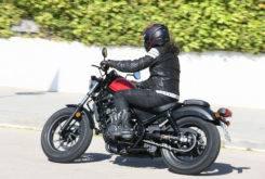 Honda Rebel 2017 prueba MBK 30