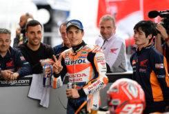 Marc Marquez GP Argentina MotoGP 2017 pole