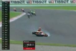 Marc Marquez caida MotoGP Argentina 2017