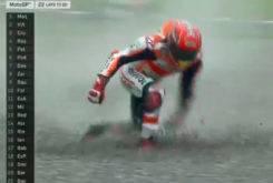 Marc Marquez caida MotoGP Argentina 2017 01