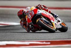 Marc Marquez pole MotoGP Austin 2017