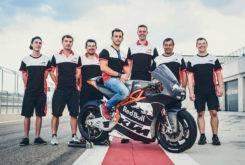 Ricky Cardus Moto2 KTM
