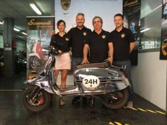 Scomadi TL125 Chrome 2017 14