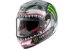 Shark Race R Pro White Shark Jorge Lorenzo