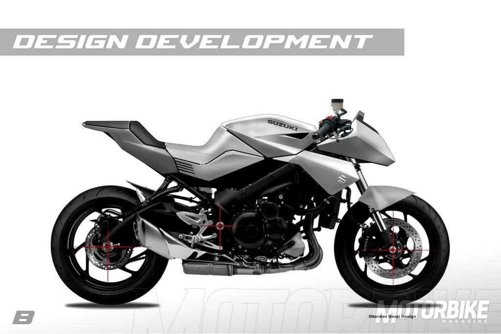 Suzuki Katana Oberdan Bezzi Design 28