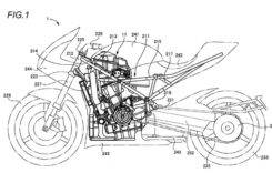 Suzuki Turbocharged Twin patent f