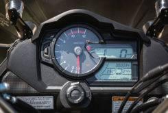 Suzuki V Strom 1000 XT 2017 prueba MBK 81
