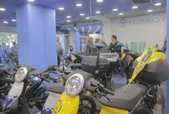 Torrot concesionario moto rent Barcelona 013