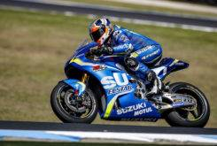 phillip island test  alex rins22