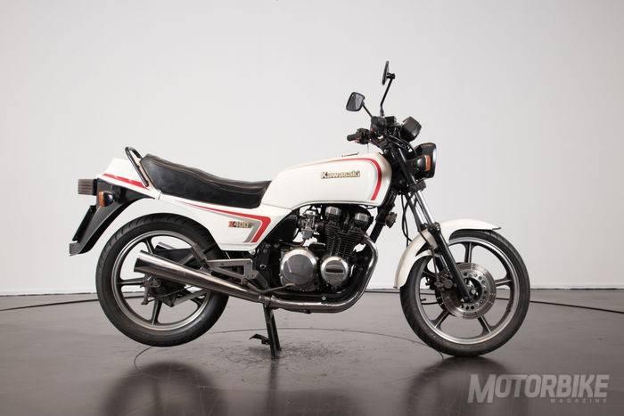 Kawasaki Z400f 1983