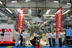 Honda's Atessa factory makes its 1 millionth SH