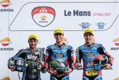 Alonso Lopez victoria FIM CEV Le Mans 2017
