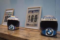 BMW Hubert Auriol Jay Lewis 66