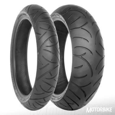Bridgestone Battlax BT-021