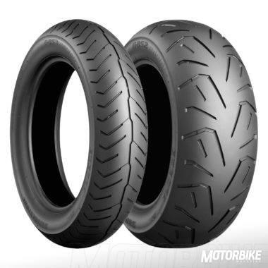 Bridgestone Exedra G853 / G852
