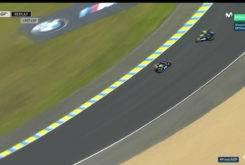 Caida Valentino Rossi Le Mans 20176