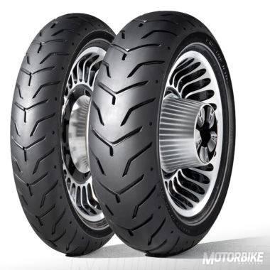 Dunlop D407