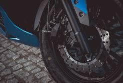 Goes G 125 GT EFI 2017 prueba MBK 14