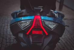Goes G 125 GT EFI 2017 prueba MBK 17