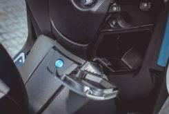 Goes G 125 GT EFI 2017 prueba MBK 30