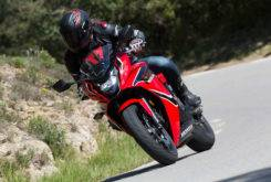 Honda CBR650F 2017 prueba MBK 03