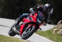Honda CBR650F 2017 prueba MBK 06