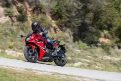 Honda CBR650F 2017 prueba MBK 10