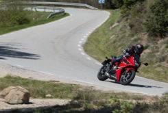 Honda CBR650F 2017 prueba MBK 14