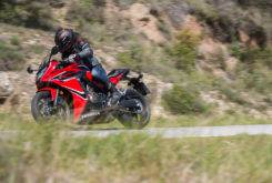 Honda CBR650F 2017 prueba MBK 18
