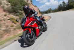 Honda CBR650F 2017 prueba MBK 24