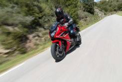 Honda CBR650F 2017 prueba MBK 26