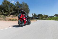 Honda CBR650F 2017 prueba MBK 29