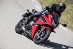 Honda CBR650F 2017 prueba MBK 43
